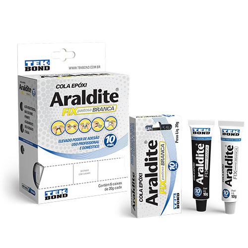 Araldite® Fix Blanco