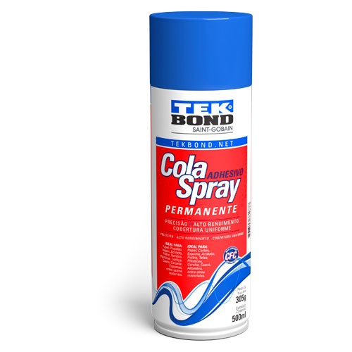 Pegamento Spray Permanente