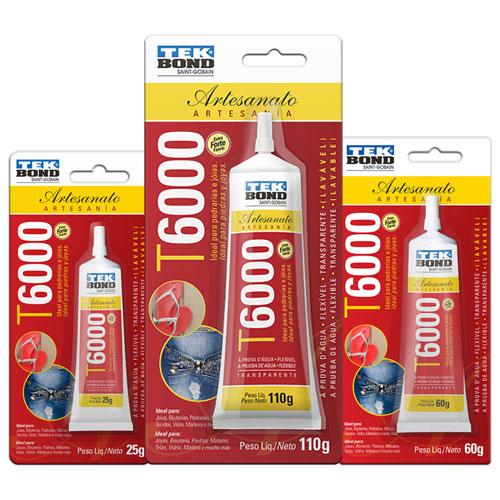 Artesanía T6000 - Adhesivo Permanente